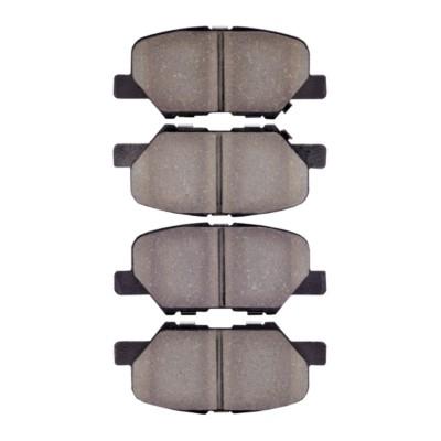 Brake Pads Rear Adaptive One Ceramic Ado Ad8908