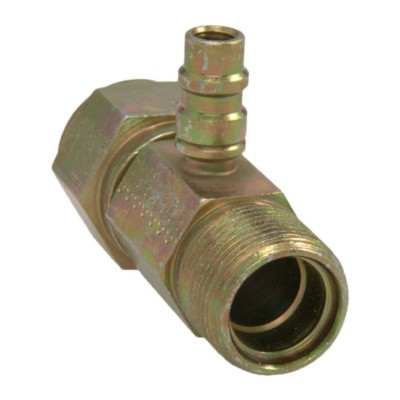 A/C Service Valve Adapter One Piece TEM 401234