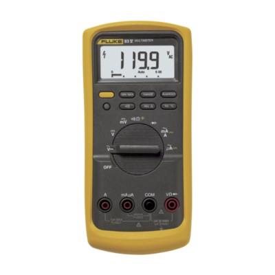 Multi Meter Fluke 83V Industrial Digital Multimeter BTE 7001803