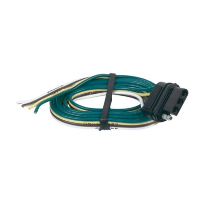 trailer wiring harness tow vehicle semi custom bk 7551514 home trailer wiring harness tow vehicle semi custom