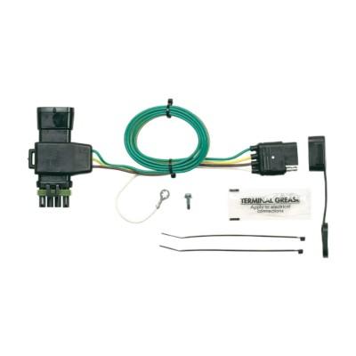 trailer wiring harness tow vehicle custom bk 7551552 car home trailer wiring harness tow vehicle custom