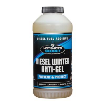 Fuel Additive Hot Shots Secret Diesel Winter Anti-Gel 16 ...