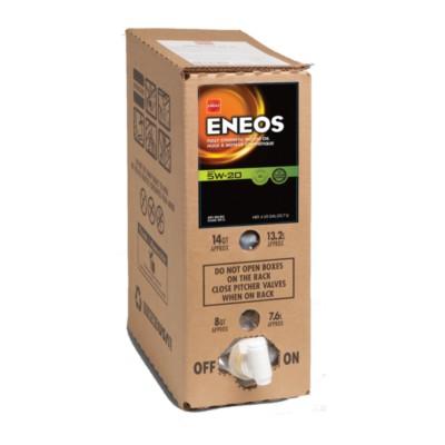 Eneos Fully Synthetic 5w20 Motor Oil 6 Gal Aic 3241400 Buy Online Napa Auto Parts