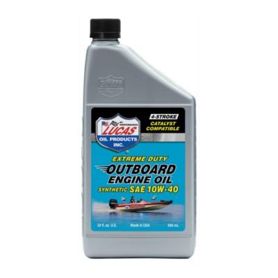 Motor Oil Lucas Synthetic 1 Qt Select 9 16 Luc 10662