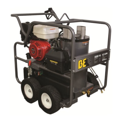 389cc Gas Hot Water Pressure Washer (3500 PSI) BES HW3513HAD