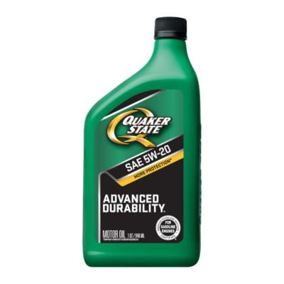 Quaker State Advanced Durability 5w20 Motor Oil 1 Qt Qo