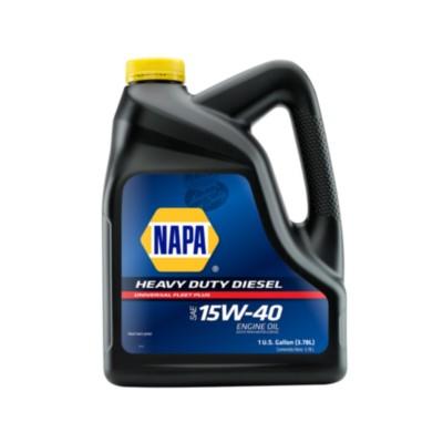 Napa Heavy Duty Diesel 15w40 Motor Oil 1 Gal Nol 75122