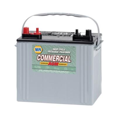 NAPA Commercial AGM Battery BCI No  24 525 A Glass Mat NAB 8A24M