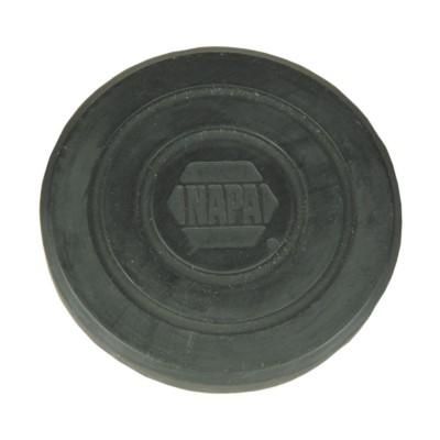 Floor Jack Saddle Pad Rubber Compound Round Nle 7916422