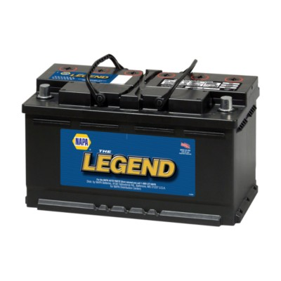 Car Battery With   Volts