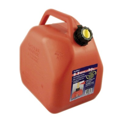 GAS CAN 20 LTR SCP 07622