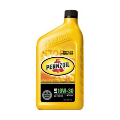 Pennzoil hd motor oil sae 10w 30 msds for Hd 30 motor oil