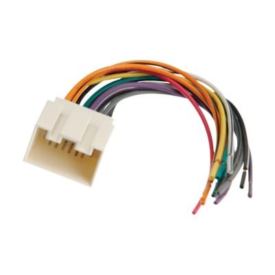 audio wiring harness kit bkp 7305909