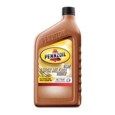 Pennzoil high mileage vehicle 10w30 motor oil 1 qt pen for Pennzoil high mileage motor oil