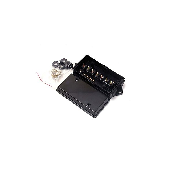 Jetco Heavy Duty Lighting - Junction Box-7 Terminal - JET126-33201