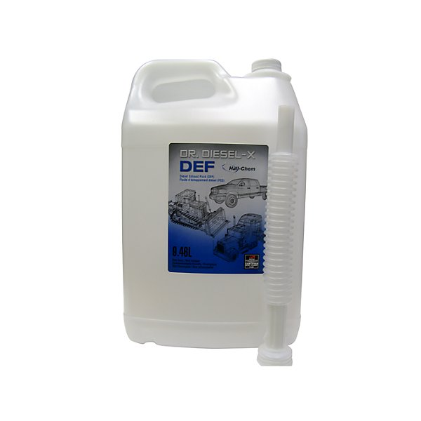 Hall-Chem - Diesel Exhaust Fluid (DEF) 9.46 L - HCMDC650-09