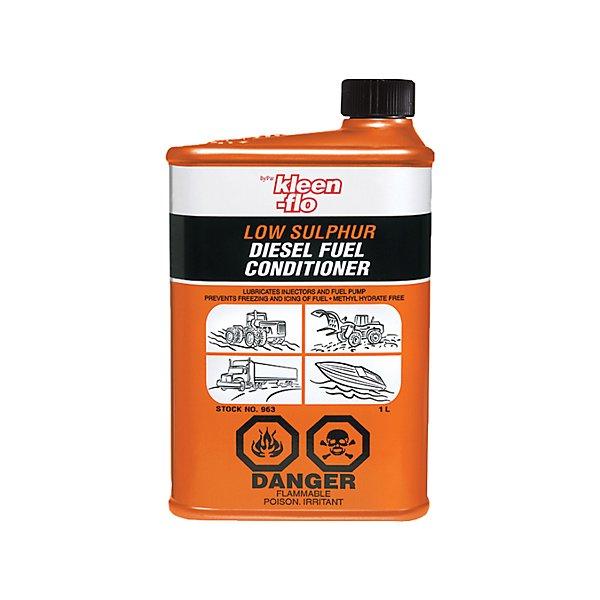 Kleen-Flo - Low Sulphur Diesel Fuel Conditioner - KFL963
