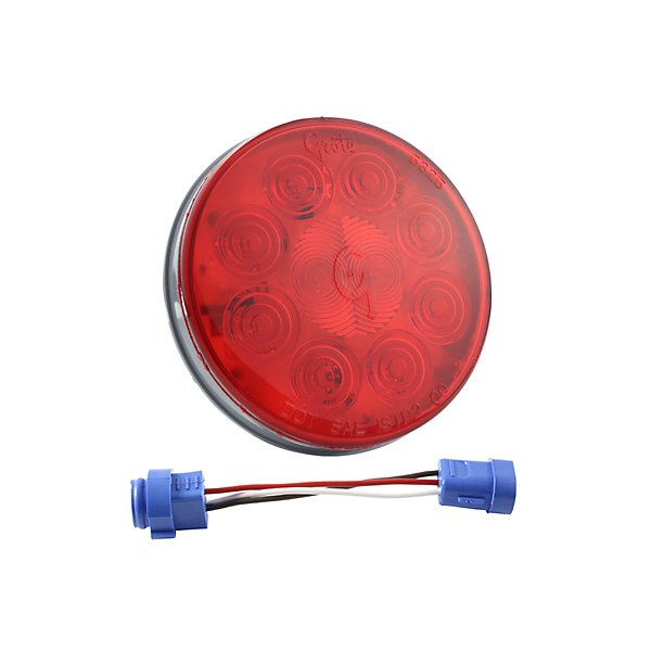 GRO53342 | License & Back-up Lights | Exterior Lamps & Signal
