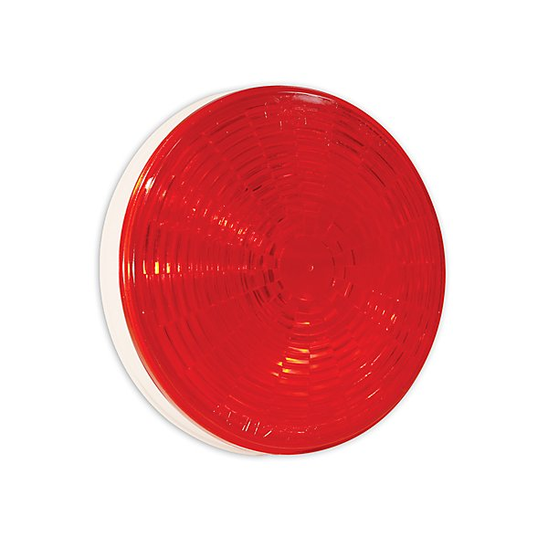 Grote - Lamp / Stop, Turn & Tail 4 in. LED SuperNova Stop/Tail/Turn, Female Pin, 3 Diodes Red - GRO54342