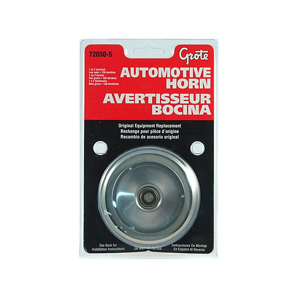 Grote - GRO72050-5-TRACT - GRO72050-5