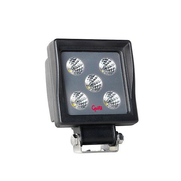 Grote - Forward Lighting, Square, Led Work Lamp Assembly - GROBZ201-5