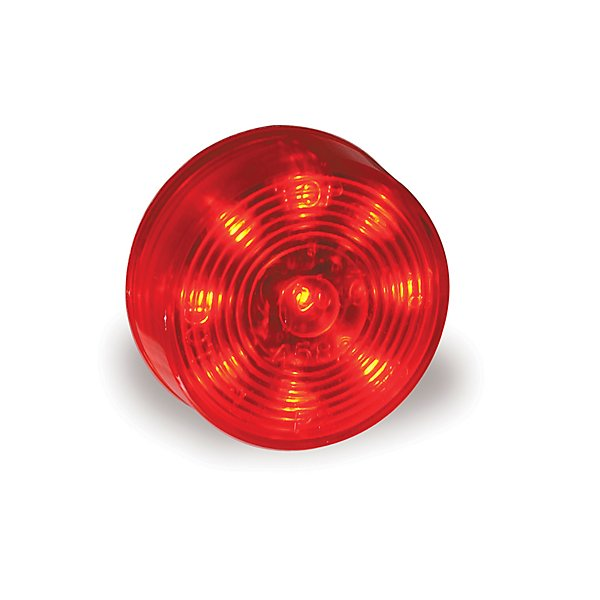 Grote - Lamp / Clearance & Marker 2 in. Round Hi Count LED Marker Lamp Red - GROG3002