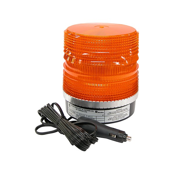 SWS Warning Lights - Fleet Series Medium Profile LED Beacon - 200S Series - STH200SM-12V-A