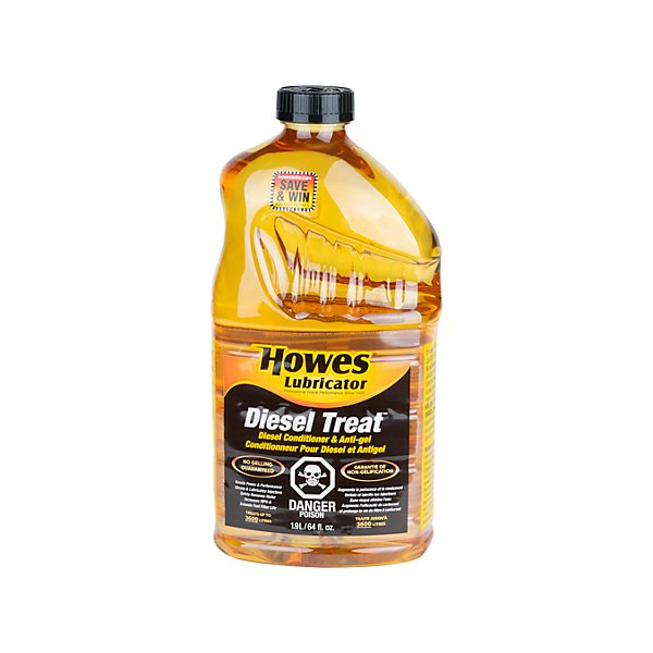 Associated Trucker Supply - Additif antigel pour diesel 1,9 L - HOW103061