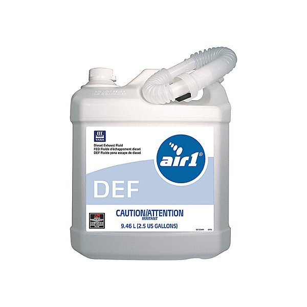 Recochem - Diesel Exhaust Fluid (DEF) 9.46 L X 2 - RCM55-125AIRX48