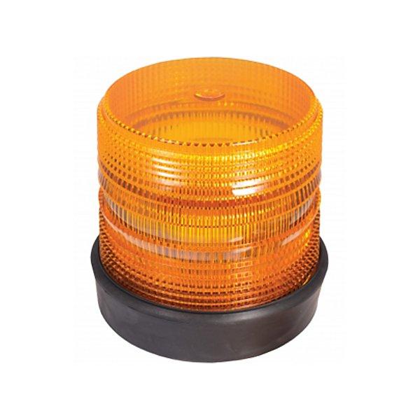 SWS Warning Lights - Fleet Series Medium Profile LED Beacon - 208 Series - STH208R-12V-A