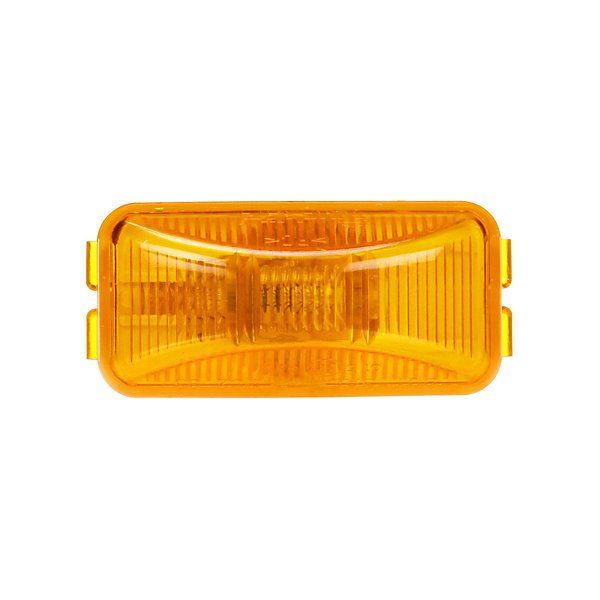 Adhesive Backing, Mounts On Any Clean Surface Truck-Lite 45 Red 2-3//16 Round Stick-On Reflector