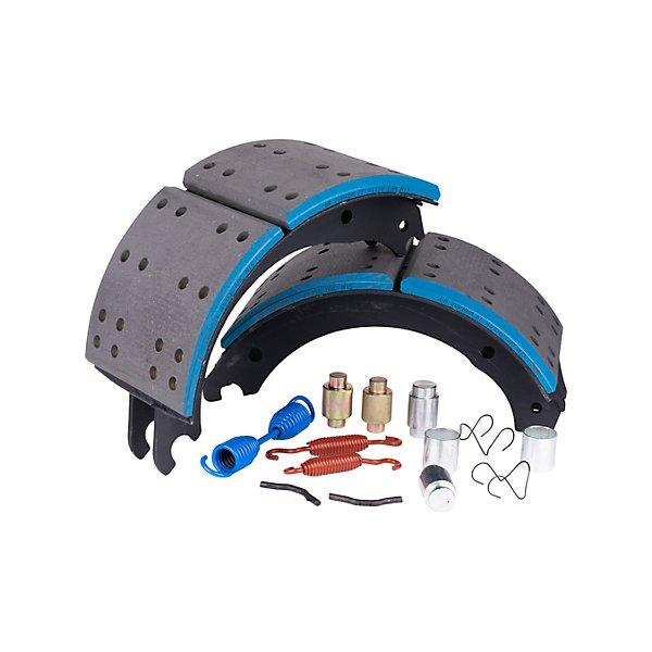 Gorilla Brake & Components - Brake Shoe with Kit 4515 Q Style 20K Premium - GBCGBEK4515Q20PR