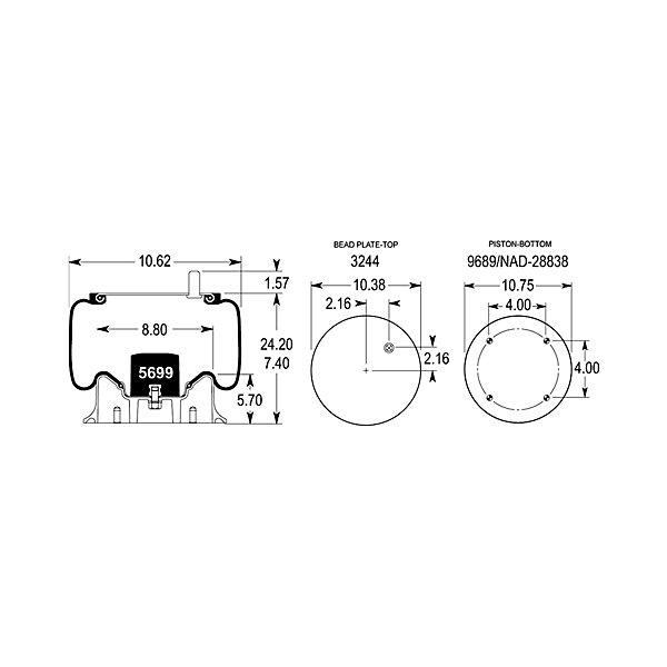 Firestone - FIRW01-358-9580-TRACT - FIRW01-358-9580