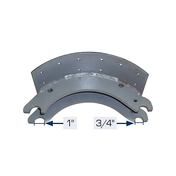 Brake Shoe Kit | Friction | Brake System Parts | Traction com