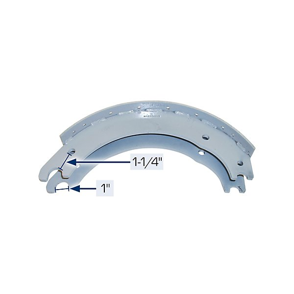 Meritor - New Brake Shoe - Lined - ROCSF5554515Q