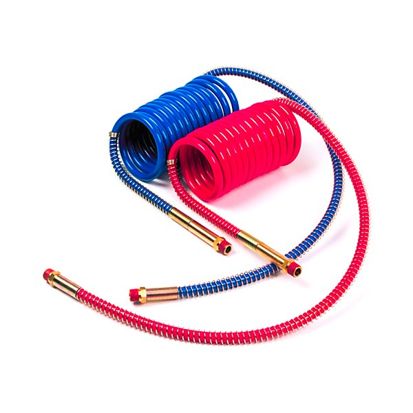 Grote - 15Ft Air Coiled Set W/12In Leads & 40In Leads - Low Temperature - GRO81-0015-40C