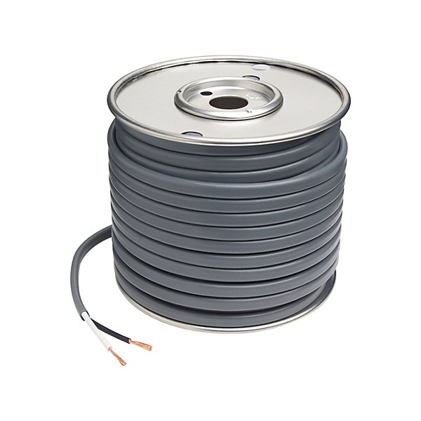 Grote - Pvc Jacketed Wire, 2 Cond, 14 Ga, 100Ft Spool - GRO82-5502