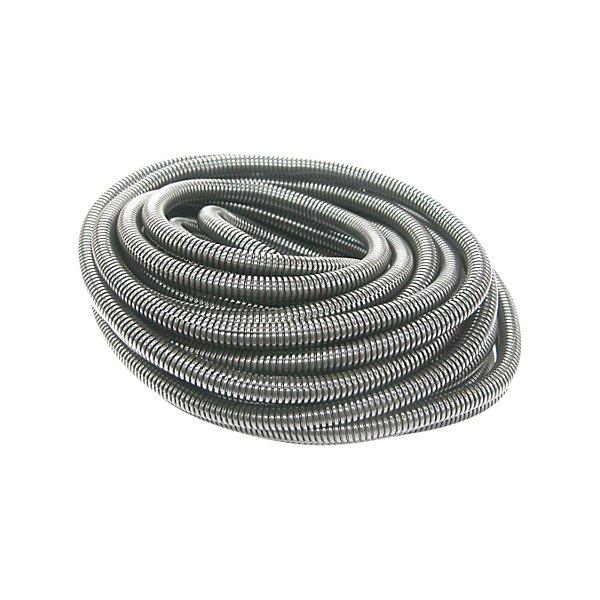 Grote - Split Flex Tubing, Black, 3/8In, 50Ft - GRO83-8000