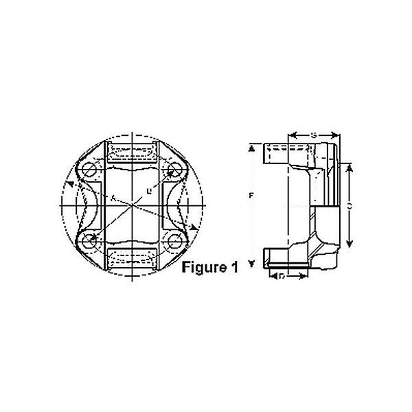 HDDHD2-2-329   Driveshaft Assy   Driveshafts & U-Joints   Driveline
