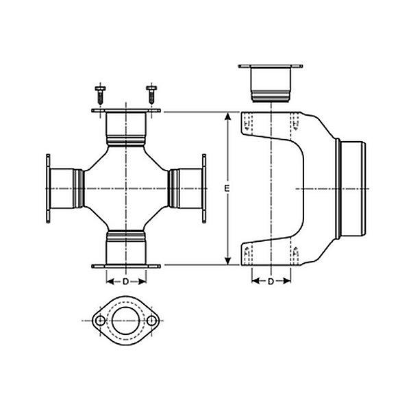 Spicer - SPI5-407X-TRACT - SPI5-407X