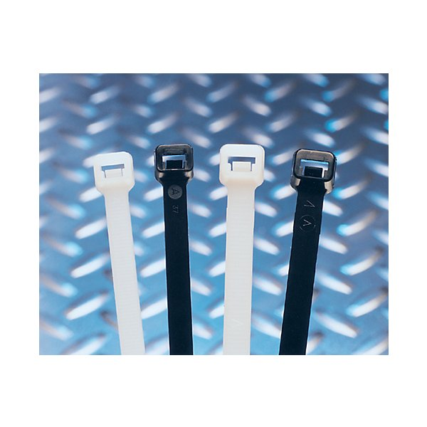 Phillips - Cable Tie - 15in Black - Nylon - 120 lb. - 100 Pcs. - Polybag - PHI8-44147