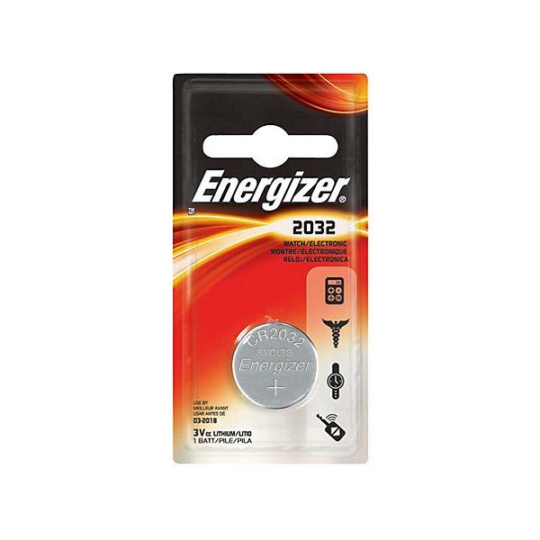 Energizer - ENRECR2032BP-TRACT - ENRECR2032BP