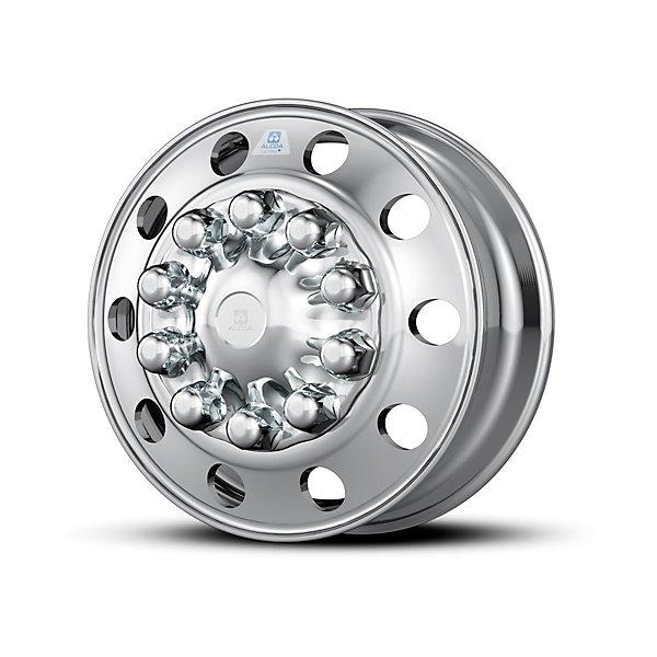 Alcoa - Aluminum Wheel 22.5 x 8.25 OP 10BH HP - ALC883671