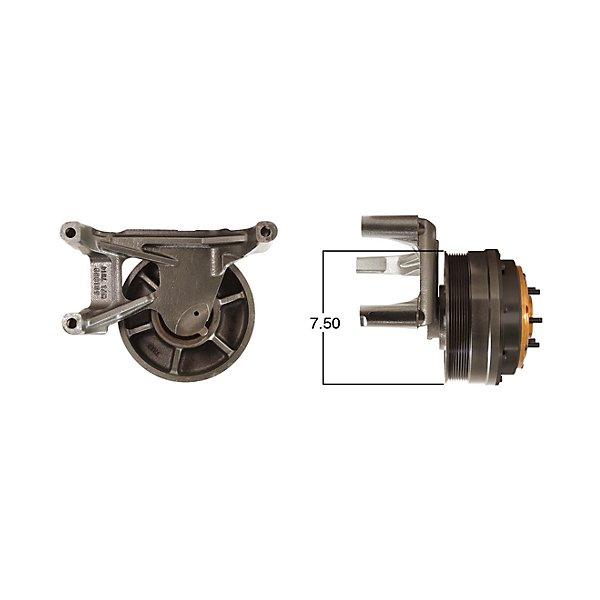 Fan Clutch | Fans & Fan Clutches | Engine Cooling | Traction com