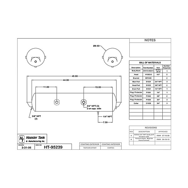 HOOHT95239   Air Tank   Air Tank & Components   Air Products ... on