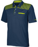 adidas adizero Colorblock Pocket Polo