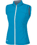 adidas Women's Full-Zip Padded Vest