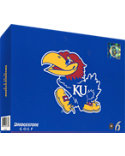 Bridgestone e6 Straight Distance University of Kansas NCAA Golf Balls - 12 Pack