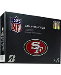 Bridgestone e6 Straight Distance NFL San Francisco 49ers Golf Balls - 12 Pack