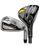 Cobra Fly-Z Hybrid/Irons - Graphite/Steel